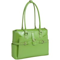 "Willow Springs 15.6"" Leather Ladies' Laptop Briefcase"