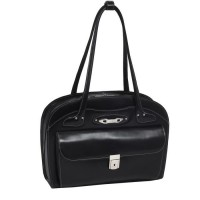 "Lyndon 15.6"" Leather Ladies' Briefcase"